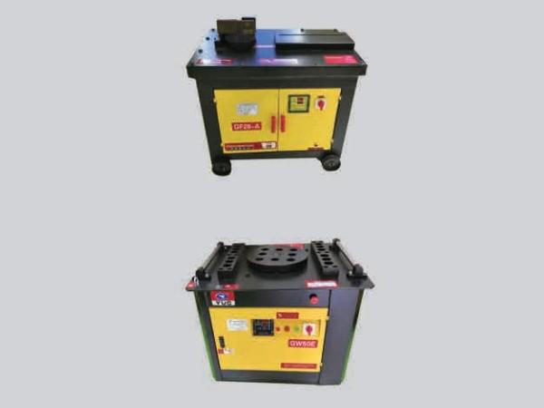 小型液压自动弯曲机