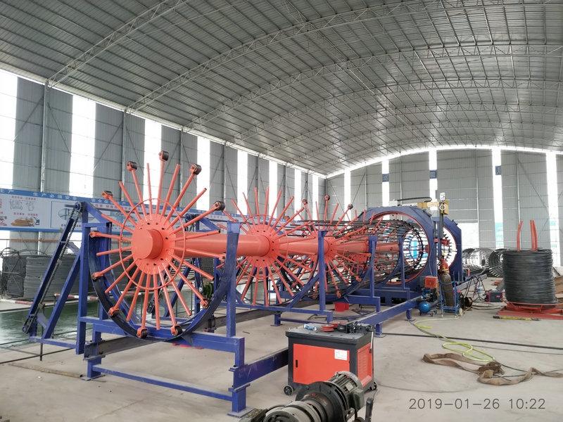 2.2米滚焊机自动焊照片