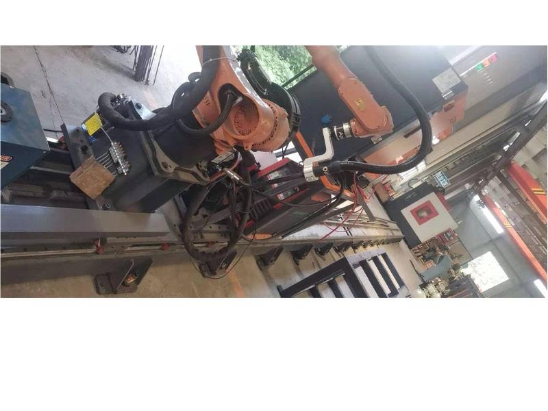 盖梁骨架焊接机器人的产品特点